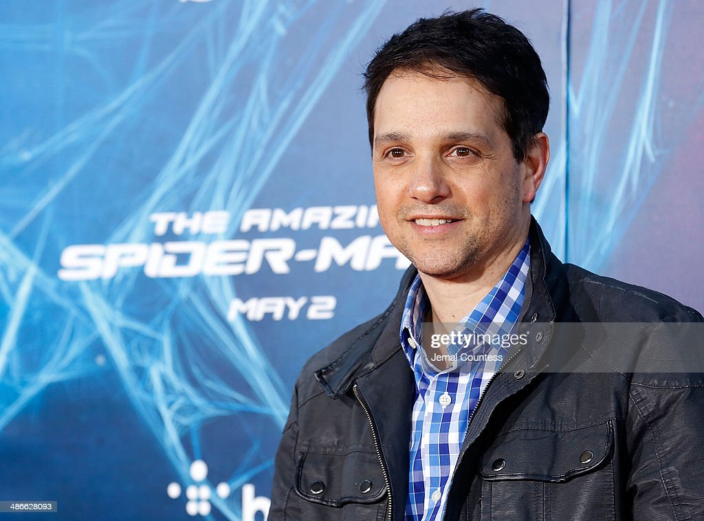 Actor <a gi-track='captionPersonalityLinkClicked' href=/galleries/search?phrase=Ralph+Macchio&family=editorial&specificpeople=235426 ng-click='$event.stopPropagation()'>Ralph Macchio</a> attends 'The Amazing Spider-Man 2' premiere at the Ziegfeld Theater on April 24, 2014 in New York City.