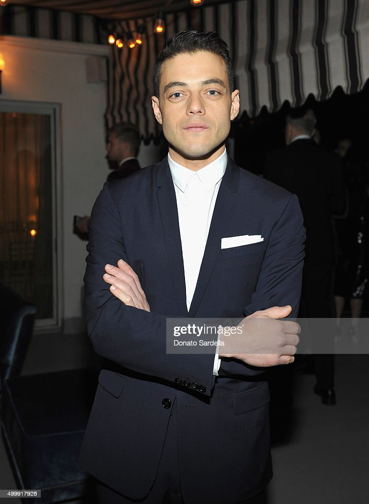 GQ And Dior Homme Host A Private Dinner In Celebration Of GQ's 20th Anniversary Men Of The Year Party