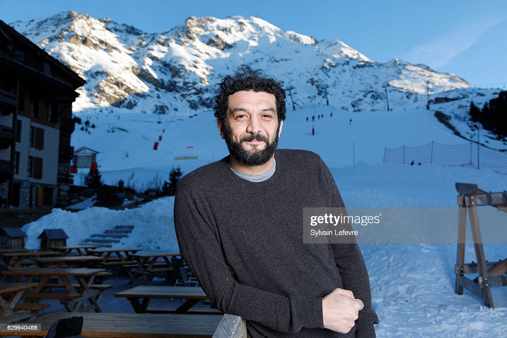 Actor Ramzy Bedia attends Les Arcs European Film Festival on December 15, 2016 in Les Arcs, France.