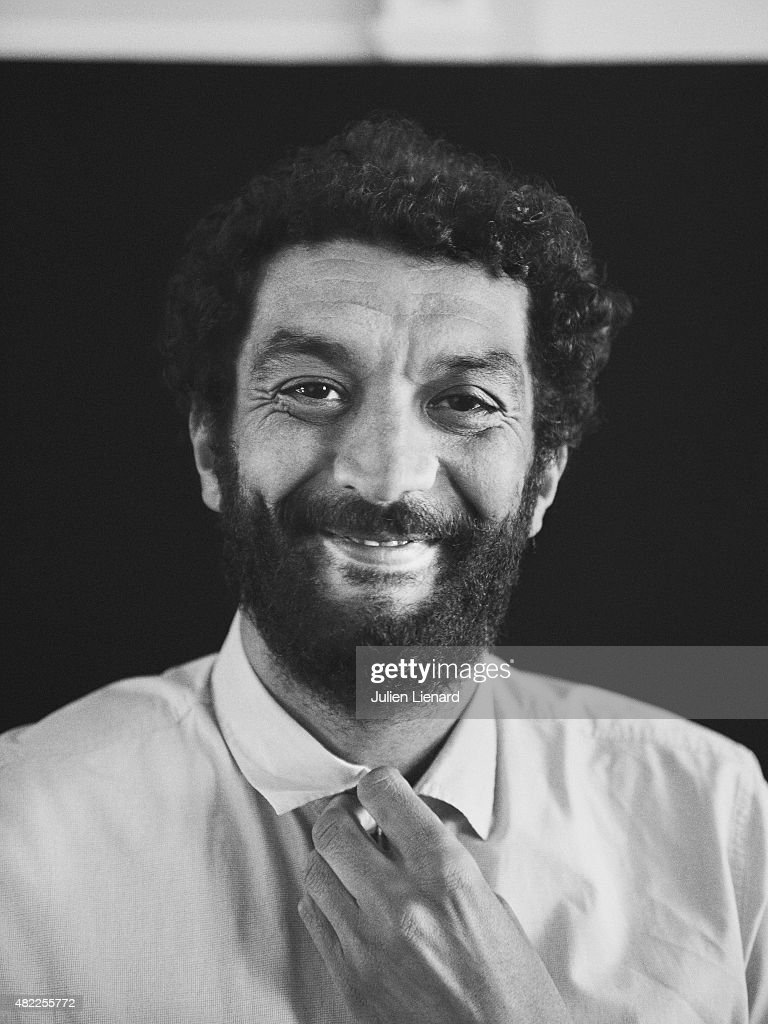 Actor Ramzy Bedia is photographed for Self Assignment on June 14, 2014 in Cabourg, France.