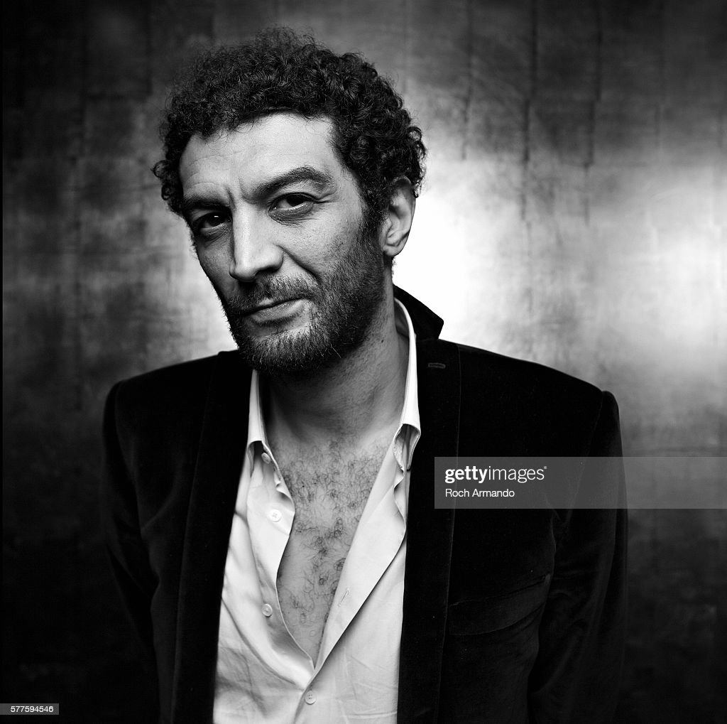 Actor Ramzy Bedia is photographed for Self Assignment on May 21, 2012 in Cannes, France.