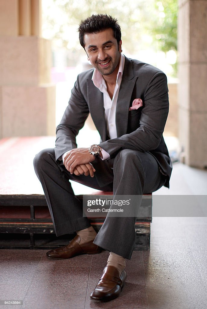 Actor <a gi-track='captionPersonalityLinkClicked' href=/galleries/search?phrase=Ranbir+Kapoor&family=editorial&specificpeople=4534979 ng-click='$event.stopPropagation()'>Ranbir Kapoor</a> during a portrait session on day two of the 6th Annual Dubai International Film Festival held at the Madinat Jumeriah Complex on December 10, 2009 in Dubai, United Arab Emirates.