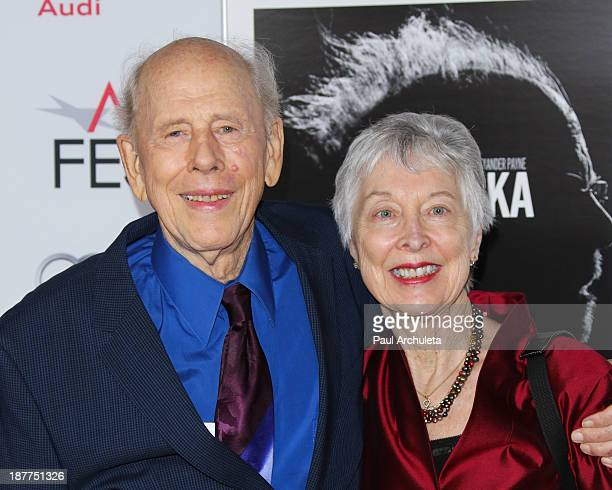 Actor Rance Howard and his Wife Judy Howard attend the premiere of 'Nebraska' at AFI FEST 2013 at TCL Chinese Theatre on November 11 2013 in...
