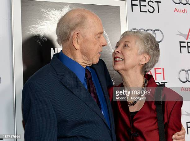 Actor Rance Howard and Judy Howard attend the screening of 'Nebraska' during AFI FEST 2013 presented by Audi at TCL Chinese Theatre on November 11...