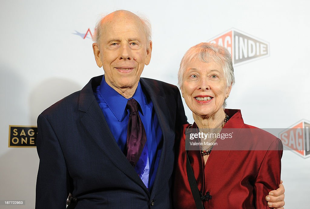 Actor Rance Howard (L) and Judy Howard attend the Tribute to Bruce Dern with SAG-AFTRA, SAGindie And The National SAGindie Committee during AFI FEST presented by Audi at The Roosevelt Hotel on November 11, 2013 in Hollywood, California.