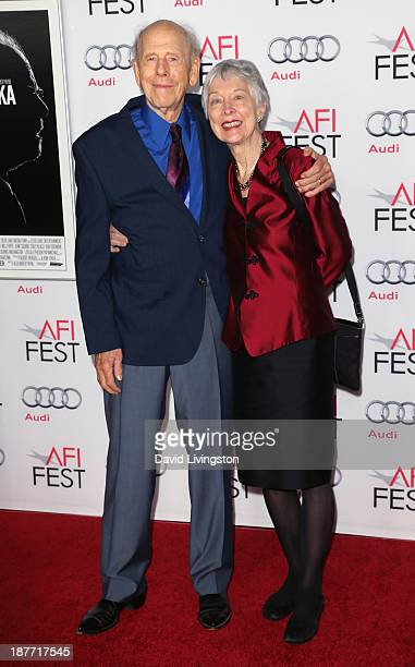 Actor Rance Howard and wife Judy Howard attend the AFI FEST 2013 presented by Audi screening of 'Nebraska' at the TCL Chinese Theatre on November 11...