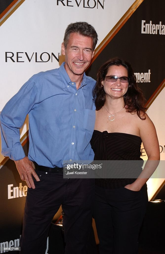 Actor Randolph Mantooth And Wife Kristen Connors Arrive At The Entertainment Weekly 3rd Annual Pre