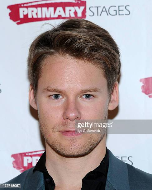 Actor Randy Harrison attends 'Harbor' Opening Night After Party at Park Avenue Armory on August 6 2013 in New York City