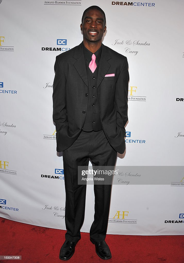 Actor Ransford Doherty arrives to The Dream Center's 5th annual night of dreams gala at The Dream Center on October 3, 2012 in Los Angeles, California.