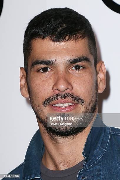 Actor Raul Castillo arrives at Audi Celebrates The 68th Emmys at Catch on September 15 2016 in West Hollywood California