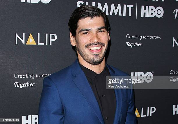 Actor Raul Castillo attends the NALIP 16th annual Latino Media Awards at The W Hollywood on June 27 2015 in Hollywood California