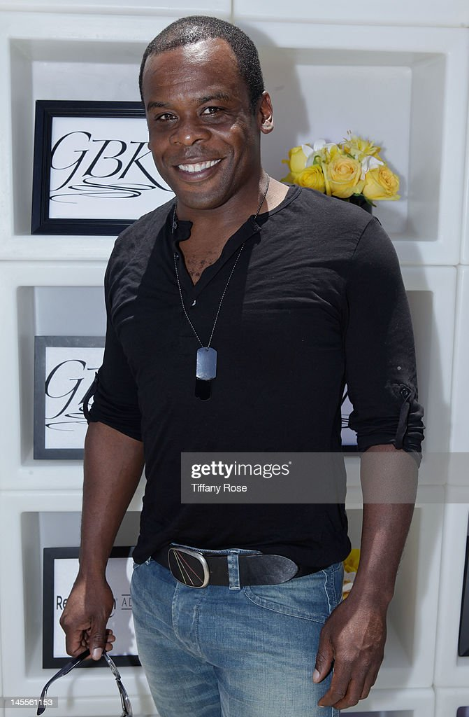 Actor Ray Ford attends GBK Gift Lounge In Honor of The MTV Movie Award Nominees And Presenters - Day 1 at L'Ermitage Beverly Hills Hotel on June 1, 2012 in Beverly Hills, California.