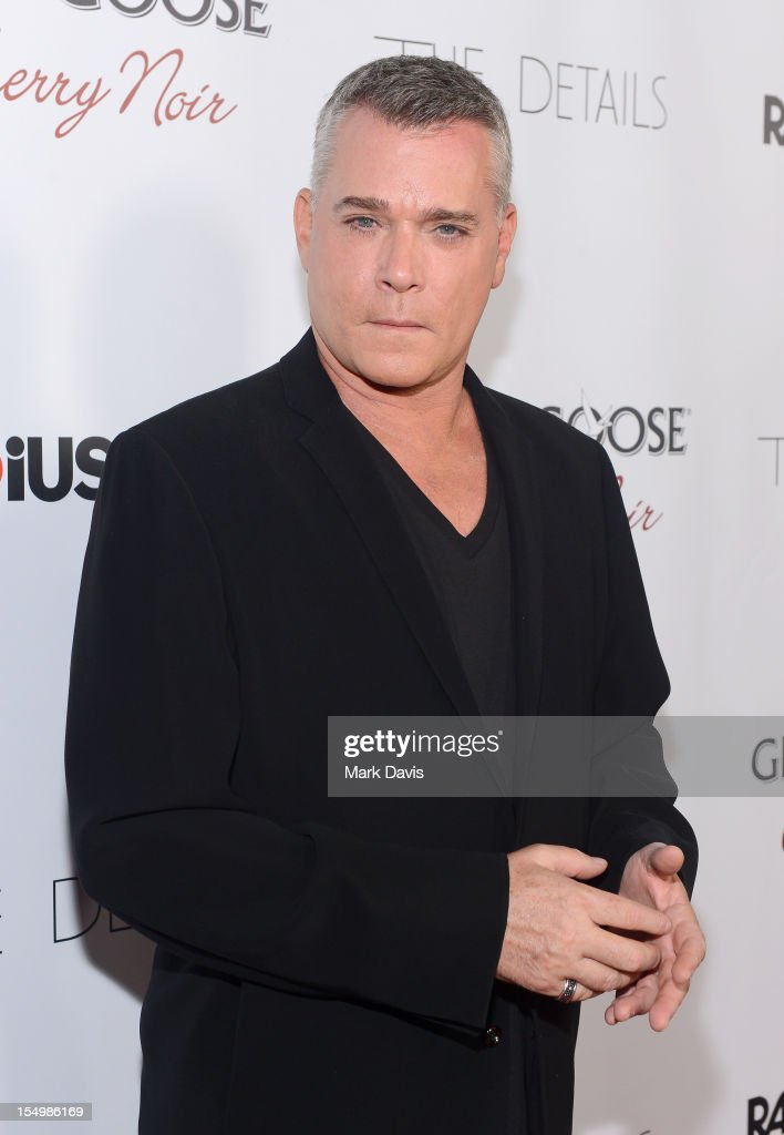 Actor <a gi-track='captionPersonalityLinkClicked' href=/galleries/search?phrase=Ray+Liotta&family=editorial&specificpeople=211136 ng-click='$event.stopPropagation()'>Ray Liotta</a> arrives at the premiere of RADiUS-TWC's 'The Details' held at ArcLight Cinemas on October 29, 2012 in Hollywood, California.