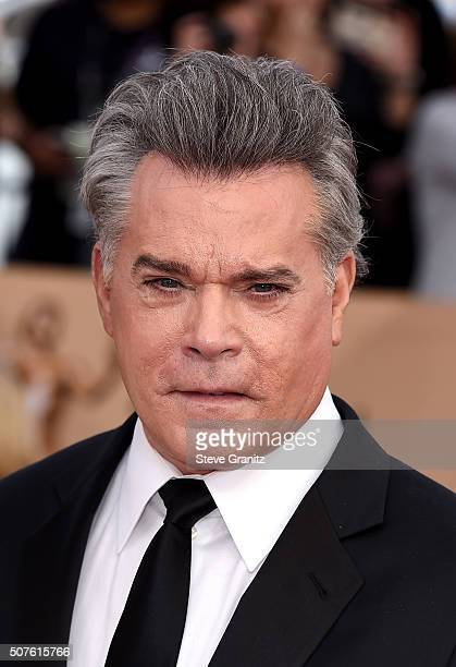 Actor Ray Liotta attends the 22nd Annual Screen Actors Guild Awards at The Shrine Auditorium on January 30 2016 in Los Angeles California