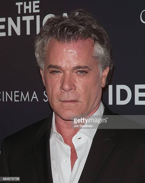 Actor Ray Liotta attends the City Of Peace Films With The Cinema Society Premiere Of 'The Identical' at SVA Theater on September 3 2014 in New York...