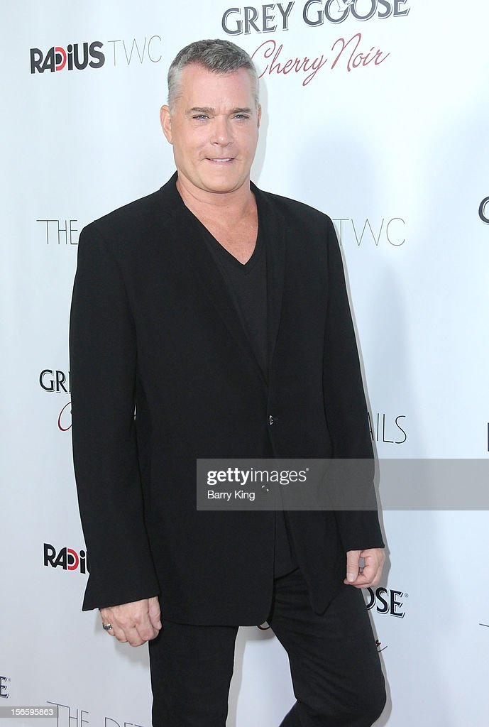 Actor <a gi-track='captionPersonalityLinkClicked' href=/galleries/search?phrase=Ray+Liotta&family=editorial&specificpeople=211136 ng-click='$event.stopPropagation()'>Ray Liotta</a> attends the premiere of 'The Details' t ArcLight Cinemas on October 29, 2012 in Hollywood, California.