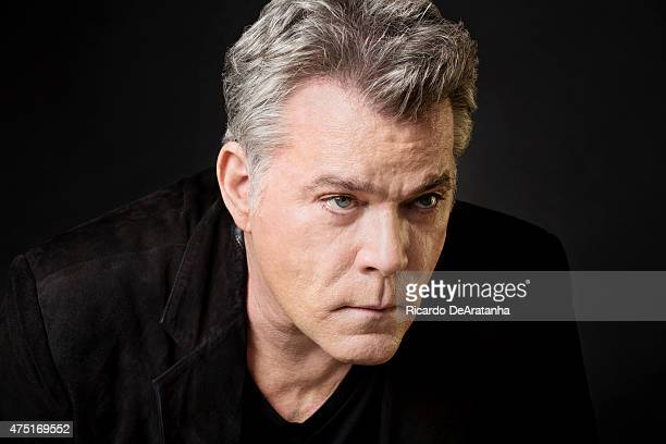 Actor Ray Liotta is photographed for Los Angeles Times on April 9 2015 in Santa Monica California PUBLISHED IMAGE CREDIT MUST READ Ricardo...