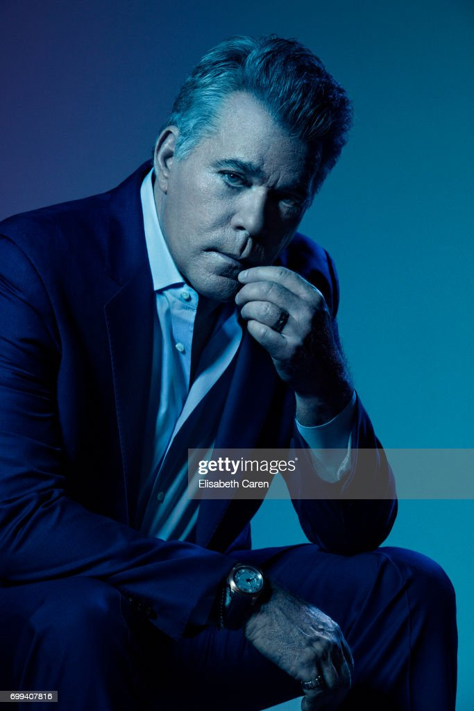 Actor Ray Liotta is photographed for The Wrap on June 5, 2017 in Los Angeles, California.