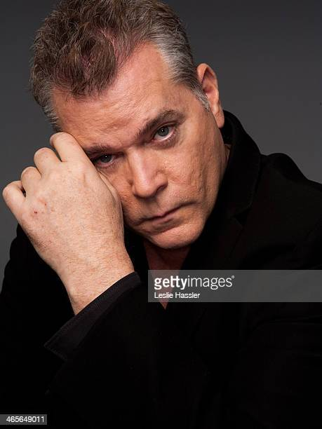 Actor Ray Liotta is photographed on April 26 2010 in New York City
