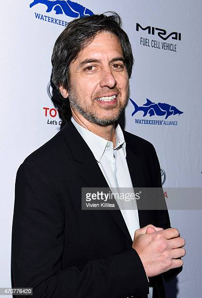 Actor Ray Romano attends Keep It Clean To Benefit Waterkeeper Alliance Live Earth Day Comedy Benefit on April 22 2015 in Los Angeles California
