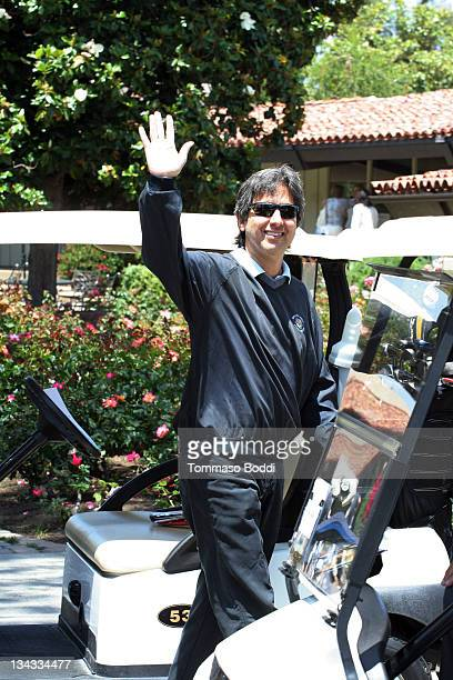 Actor Ray Romano attends the 2011 SAG Foundation golf classic benefiting catastrophic health fund held at the El Caballero country club on June 13...