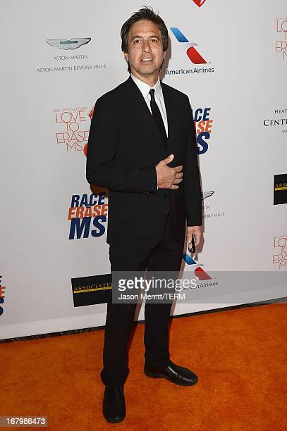Actor Ray Romano attends the 20th Annual Race To Erase MS Gala 'Love To Erase MS' at the Hyatt Regency Century Plaza on May 3 2013 in Century City...