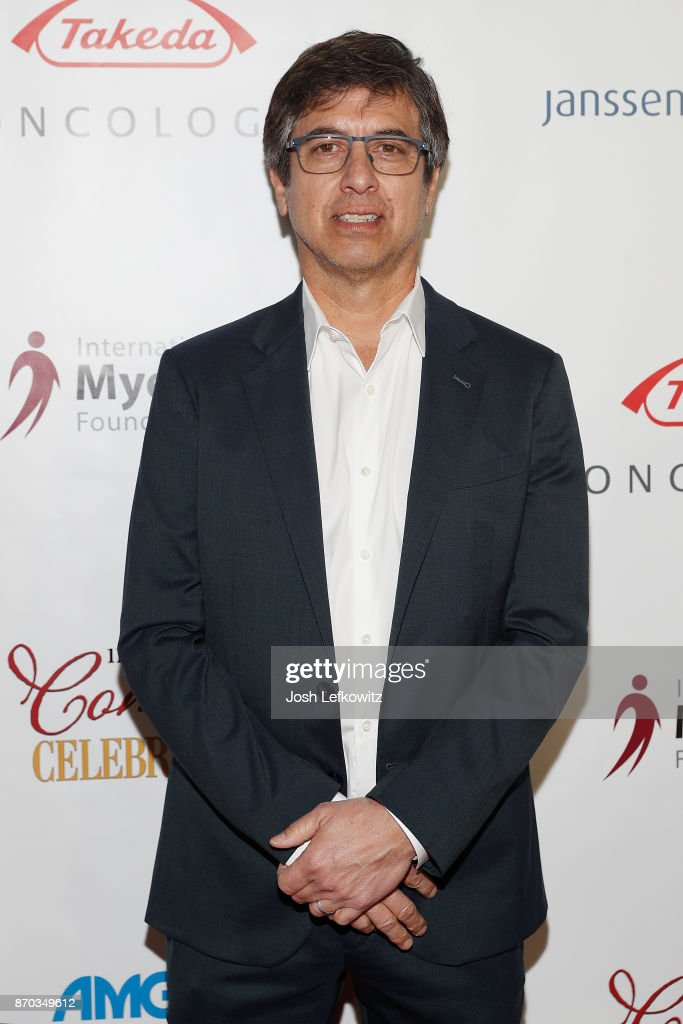 Actor Ray Romano attends the International Myeloma Foundation 11th Annual Comedy Celebration at The Wilshire Ebell Theatre on November 4, 2017 in Los Angeles, California.