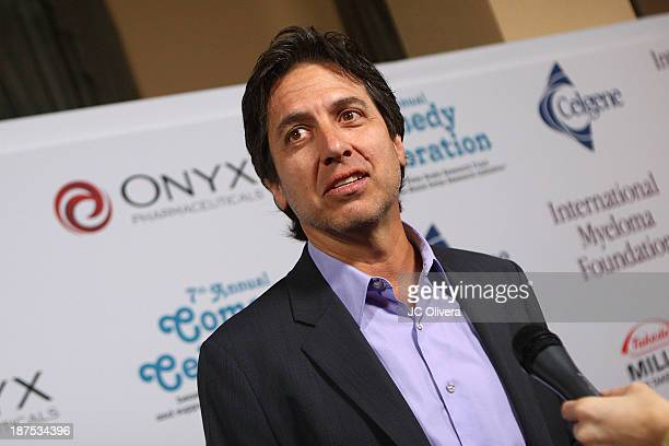Actor Ray Romano attends The International Myeloma Foundation's 7th Annual Comedy Celebration at The Wilshire Ebell Theatre on November 9 2013 in Los...