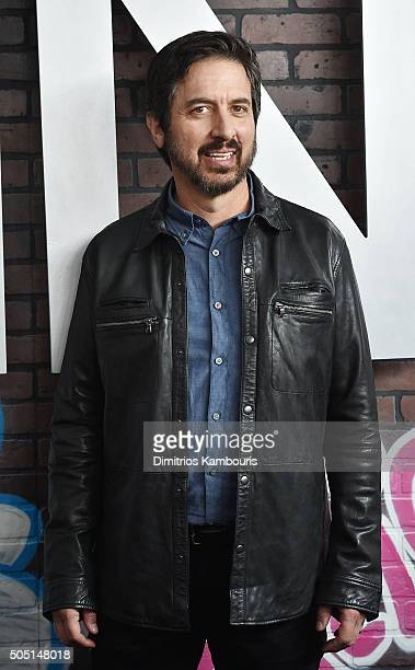Actor Ray Romano attends the New York premiere of 'Vinyl' at Ziegfeld Theatre on January 15 2016 in New York City