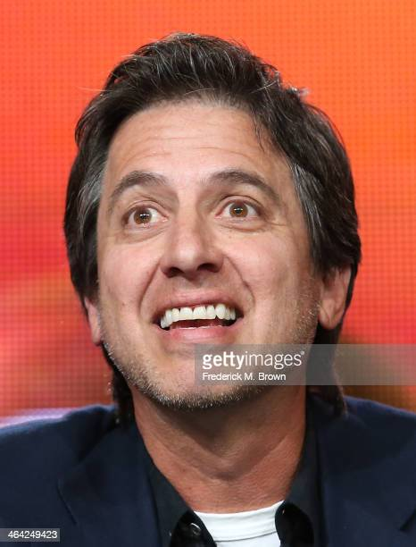 Actor Ray Romano speaks onstage during the 'Pioneers of Television Season 4 'Acting Funny' 'Breaking Barriers' 'Doctors and Nurses' and 'Standup to...