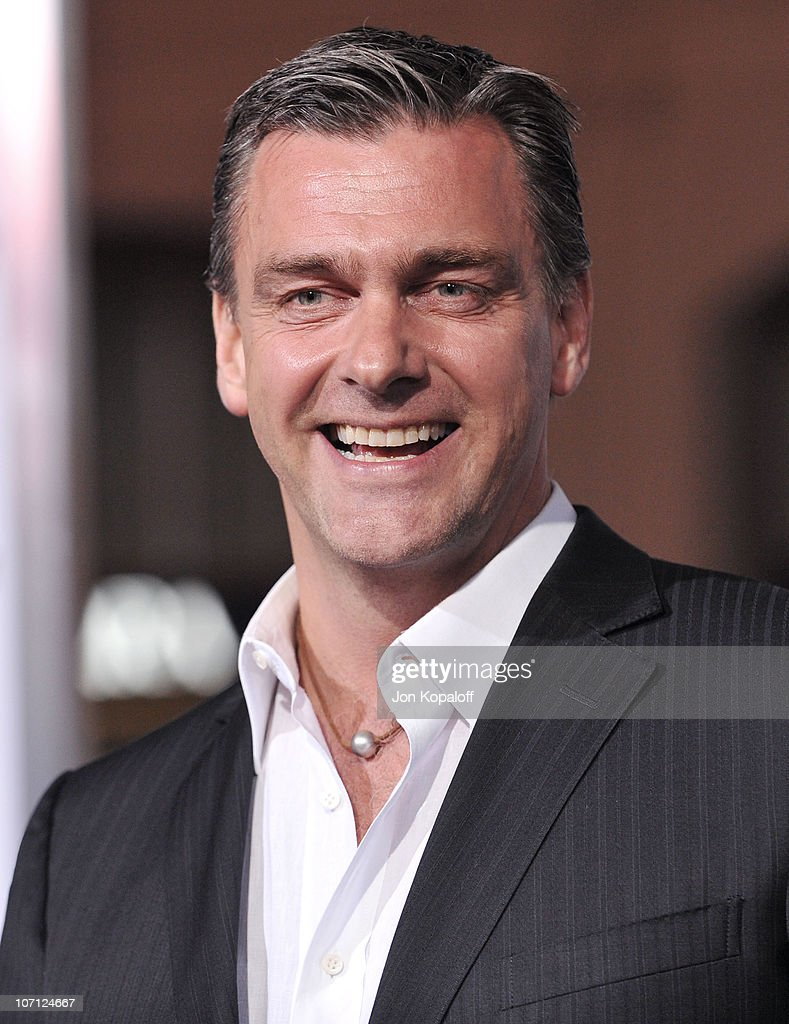 Actor Ray Stevenson arrives at the Los Angeles Premiere 'The Book Of Eli' at Grauman's Chinese Theatre on January 11 2010 in Hollywood California