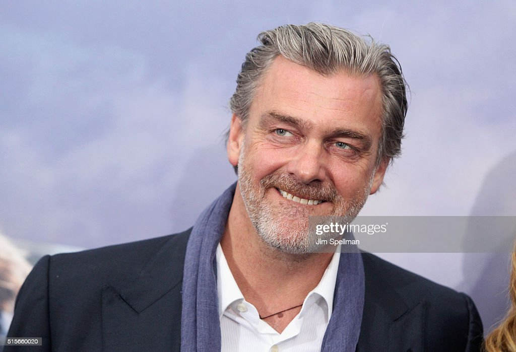 Actor Ray Stevenson attends the 'Allegiant' New York premiere at AMC Loews Lincoln Square 13 theater on March 14 2016 in New York City