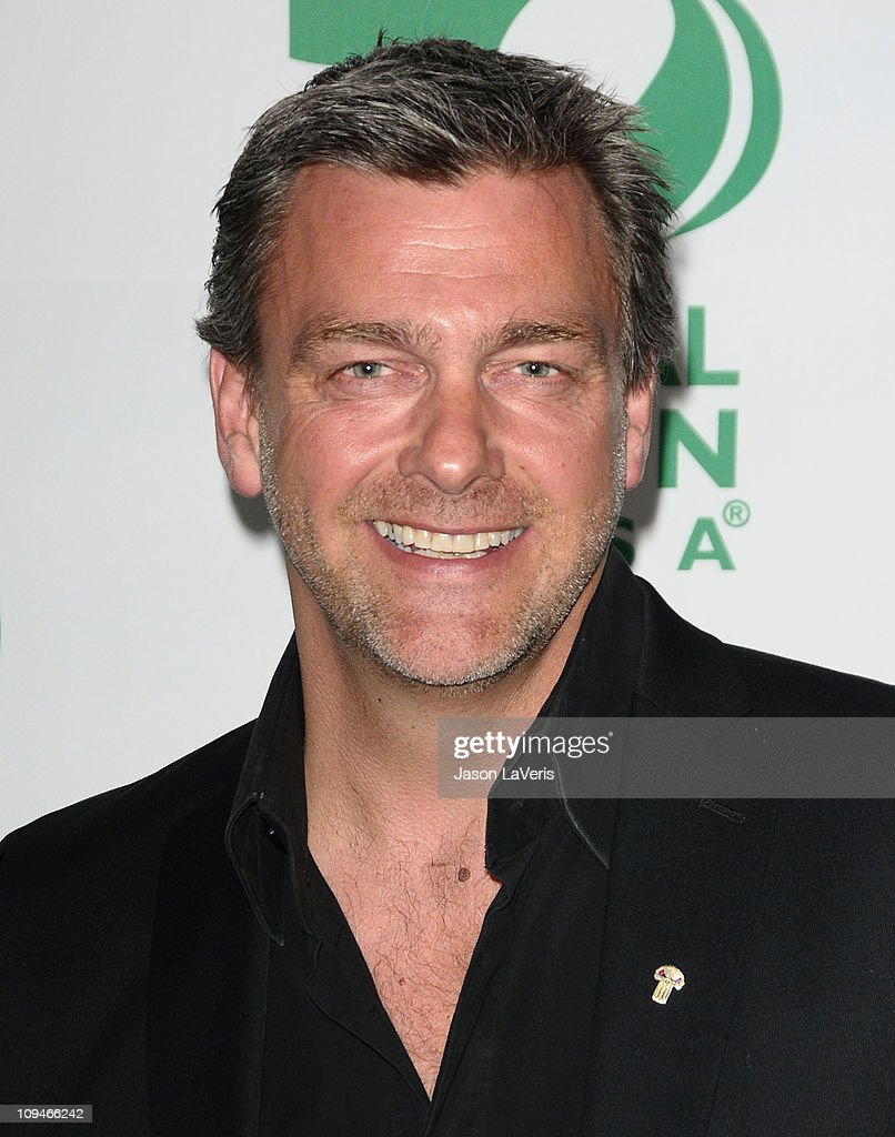 Actor Ray Stevenson attends the Global Green USA 8th annual preOscar party at Avalon on February 23 2011 in Hollywood California