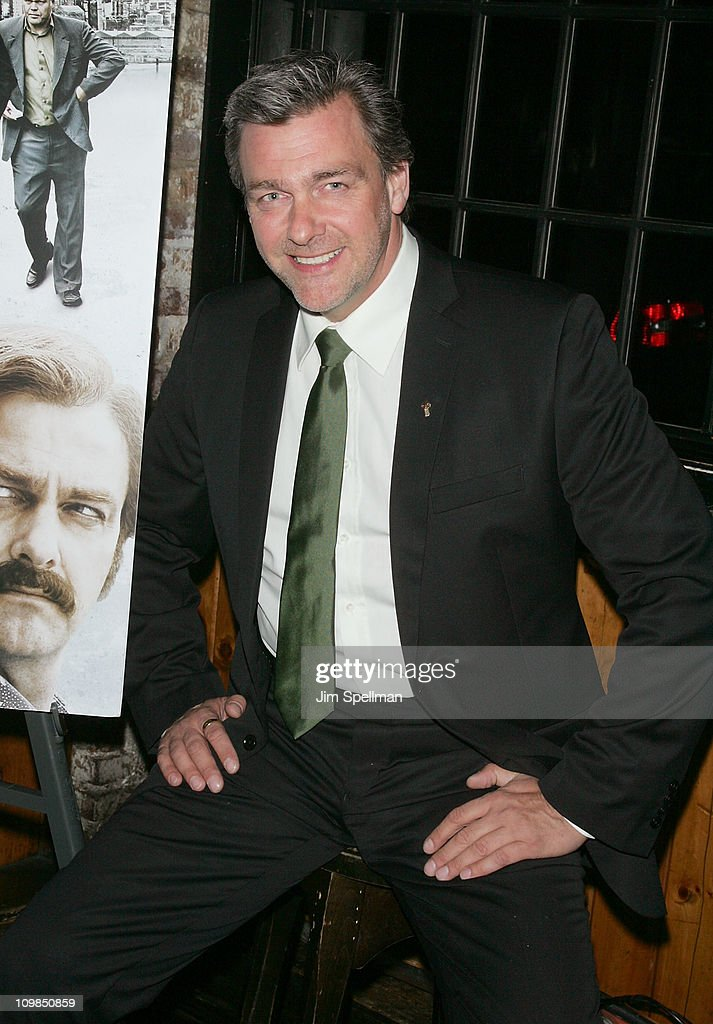 Actor Ray Stevenson attends the 'Kill the Irishman' premiere after party at Puck Fair Bar on March 7 2011 in New York City