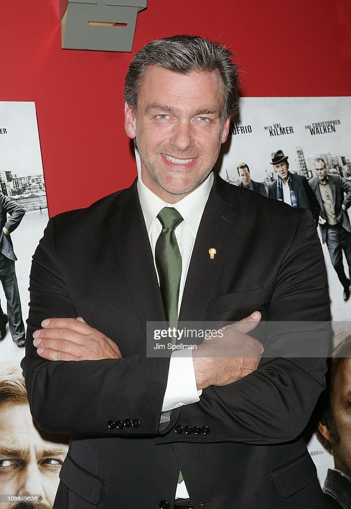 Actor Ray Stevenson attends the premiere of 'Kill the Irishman' at Landmark's Sunshine Cinema on March 7 2011 in New York City