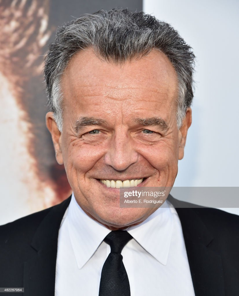Actor Ray Wise arrives to The American Film Institute Presents 'Twin Peaks-The Entire Mystery' Blu-Ray/DVD Release Screening at the Vista Theatre on July 16, 2014 in Los Angeles, California.