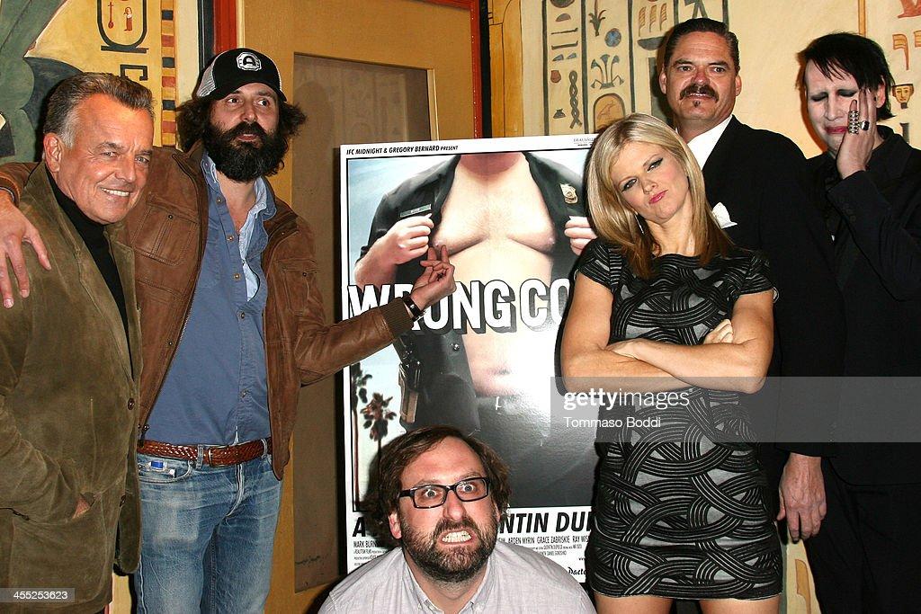 """GenArt Screening Series Presents """"Wrong Cops"""""""