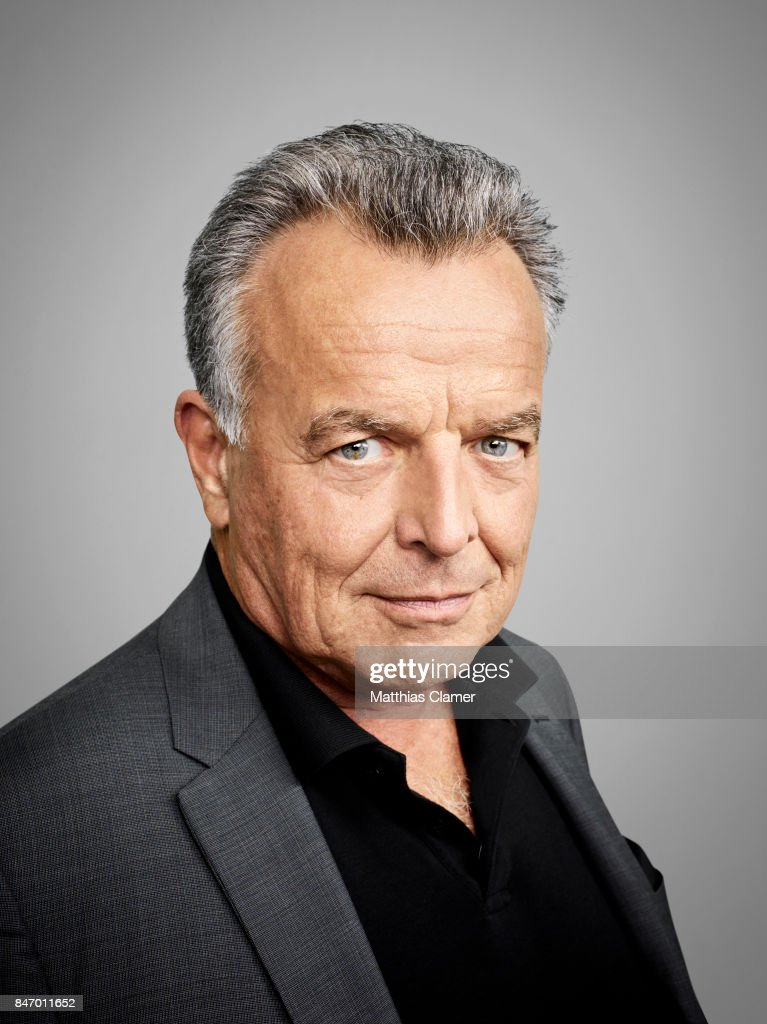 Actor Ray Wise from 'Batman: The Killing Joke' is photographed for Entertainment Weekly Magazine on July 22, 2016 at Comic Con in the Hard Rock Hotel in San Diego, California.
