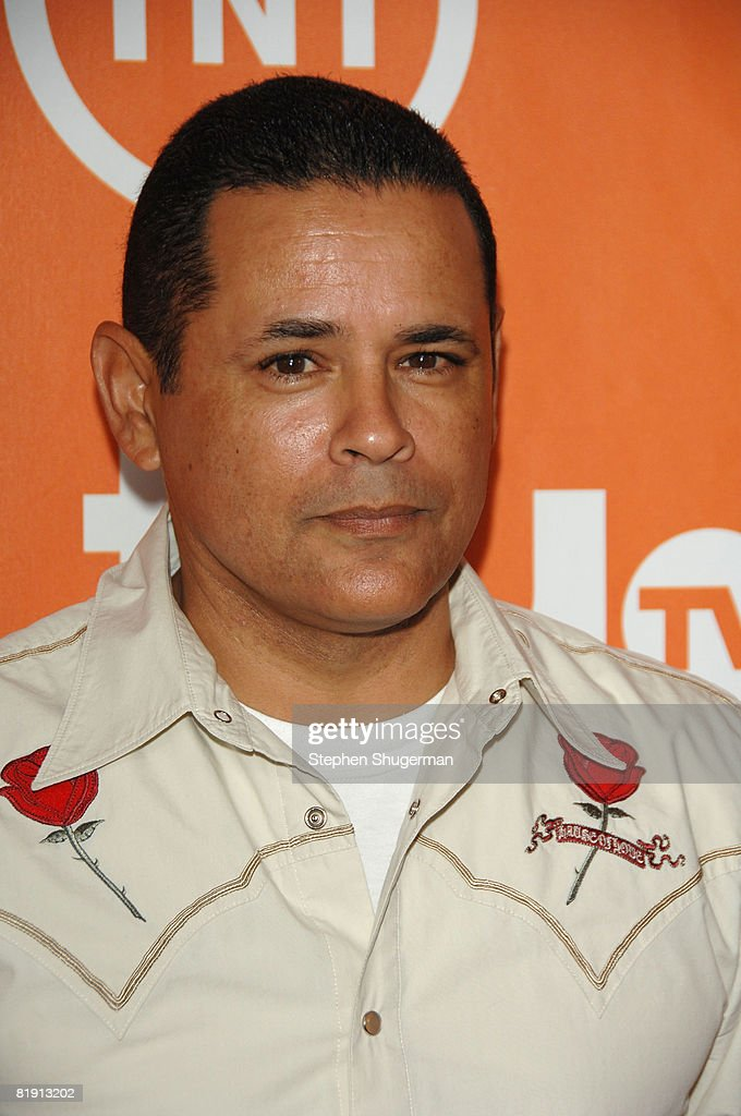 Actor Raymond Cruz attends the 2008 Summer TCA Tour Turner Party at the Beverly Hilton Hotel on July 11, 2008 in Beverly Hills, California.
