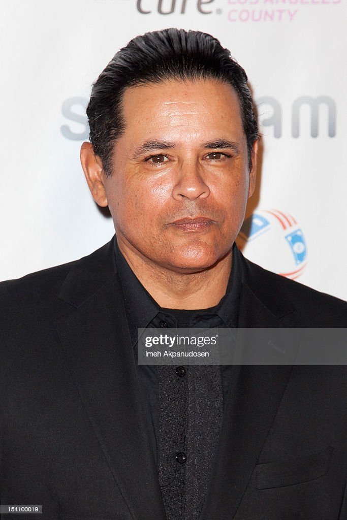 Actor Raymond Cruz attends the 2nd Annual Designs For The Cure Gala at Millennium Biltmore Hotel on October 13, 2012 in Los Angeles, California.