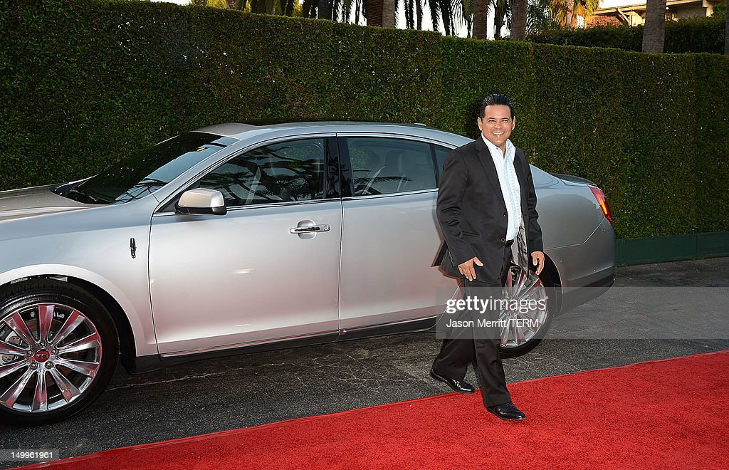 Actor Raymond Cruz attends the special fan screening of TNT's 'The Closer' series finale held at The Roosevelt Hotel on August 7, 2012 in Hollywood, California.