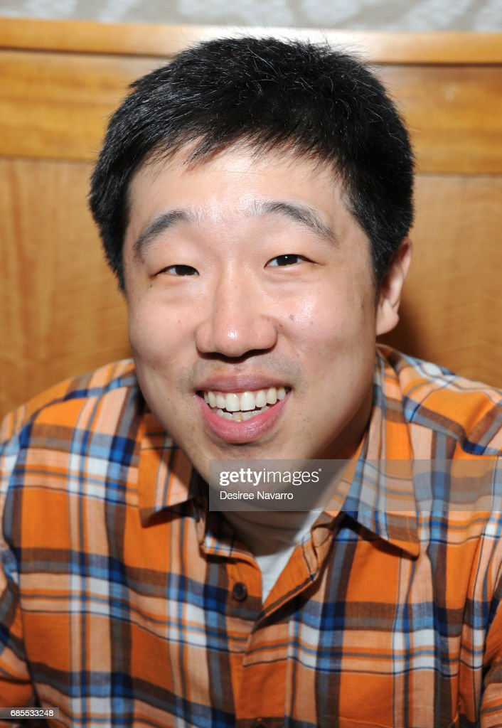Actor Raymond J. Lee attends 'Groundhog Day The Musical' signing and performance event at Barnes & Noble, 86th & Lexington on May 19, 2017 in New York City.