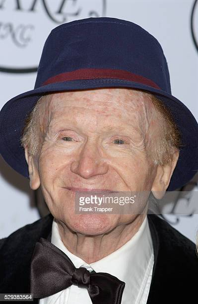Actor Red Buttons arrives at the 51st Annual Boomtown Party an exclusive Westernthemed gala to benefit children in need