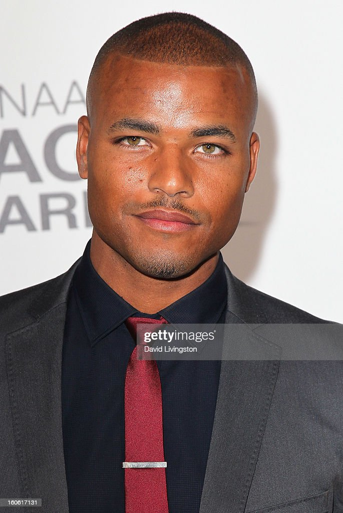 Actor Redaric Williams attends the 44th NAACP Image Awards at the Shrine Auditorium on February 1, 2013 in Los Angeles, California.