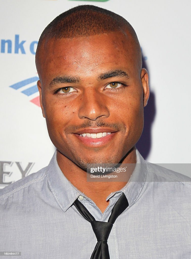 Actor Redaric Williams attends the NAACP Image Awards Pre-Gala at Vibiana on January 31, 2013 in Los Angeles, California.