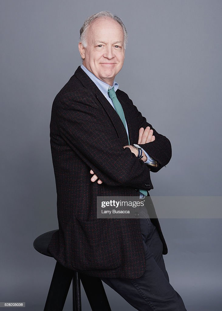 Actor Reed Birney poses for a portrait at the 2016 Tony Awards Meet The Nominees Press Reception on May 4, 2016 in New York City.