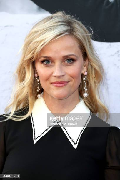 Actor Reese Witherspoon arrives at American Film Institute's 45th Life Achievement Award Gala Tribute to Diane Keaton at Dolby Theatre on June 8 2017...