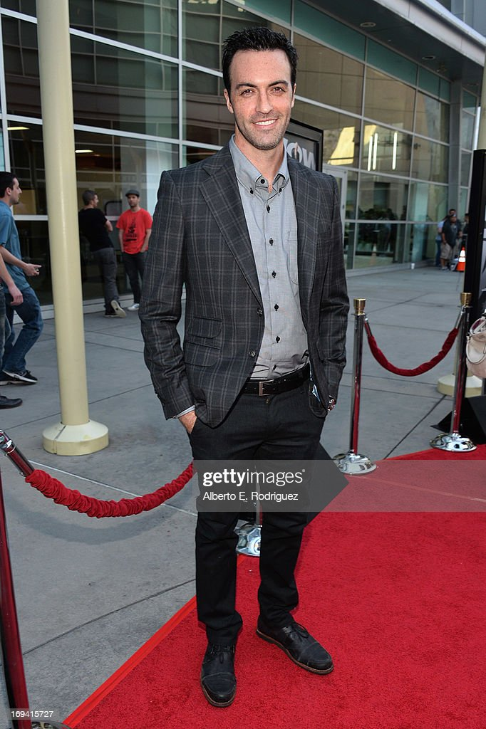 Actor Reid Scott attends a special screening of Summit Entertainment's 'Now You See Me' at the ArcLight Theaters Hollywood on May 23, 2013 in Hollywood, California.