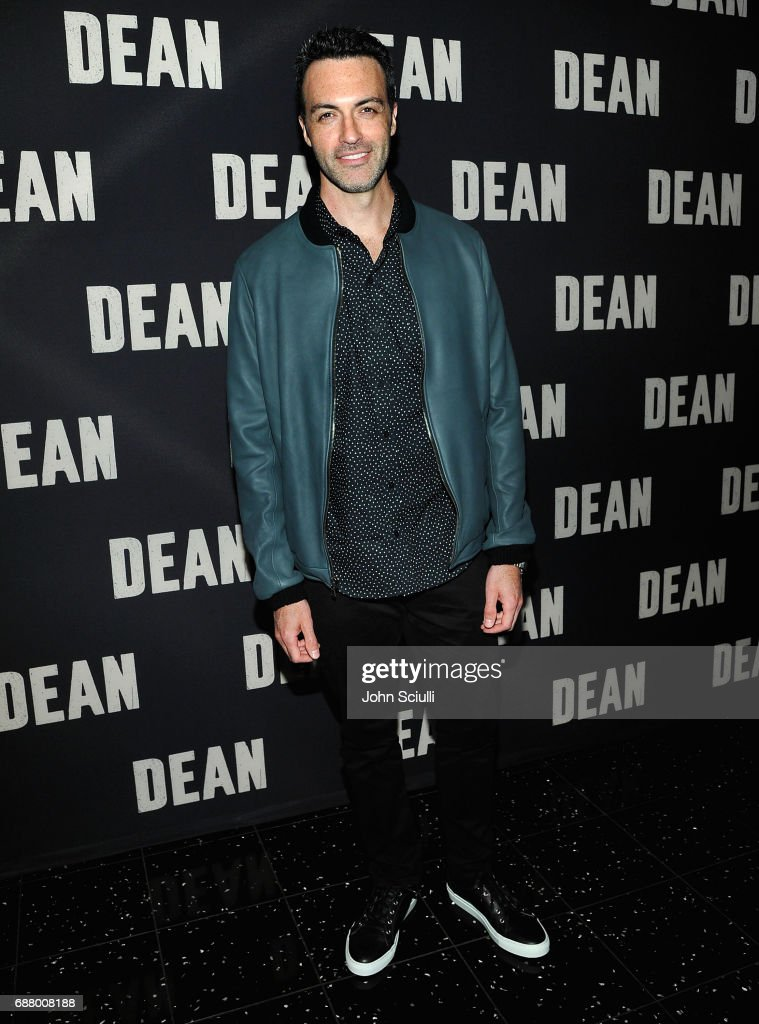 Actor Reid Scott attends CBS Films special screening of 'DEAN' at the ArcLight in Hollywood on May 24, 2017 in Los Angeles, California.