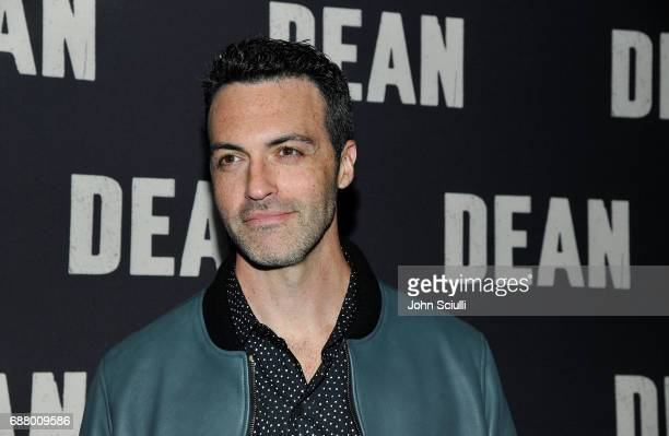 Actor Reid Scott attends CBS Films special screening of 'DEAN' at the ArcLight in Hollywood on May 24 2017 in Los Angeles California